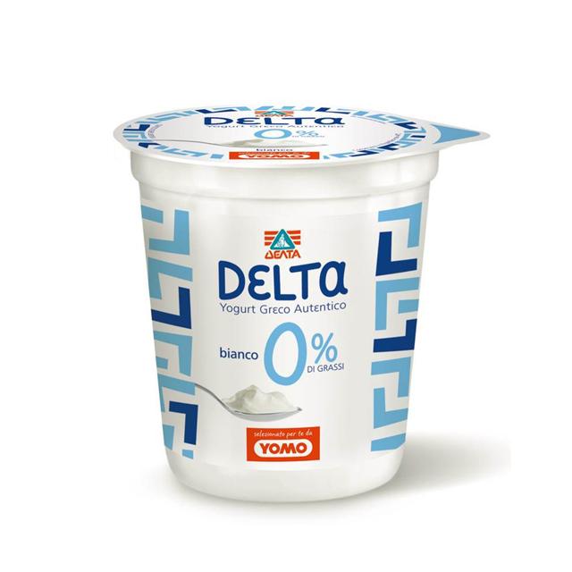Yogurt greco autentico delta bianco 0 di grassi for Yogurt greco land