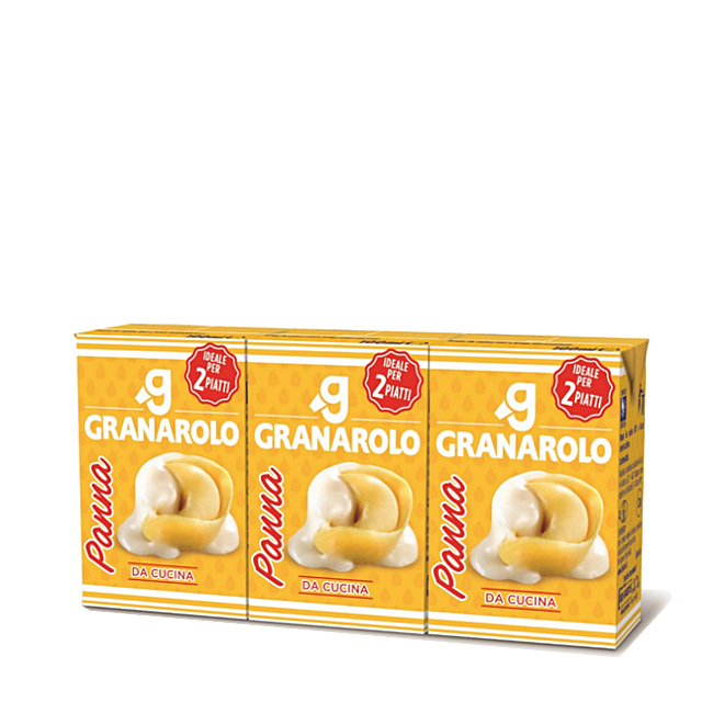 panna da cucina uht - granarolo - Panna Da Cucina Senza Glutine