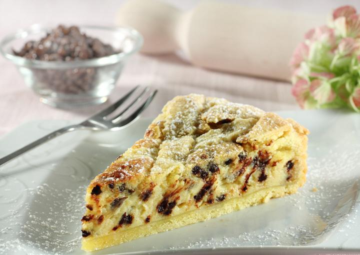 Ricetta Crostata Con Mascarpone E Cioccolato Granarolo