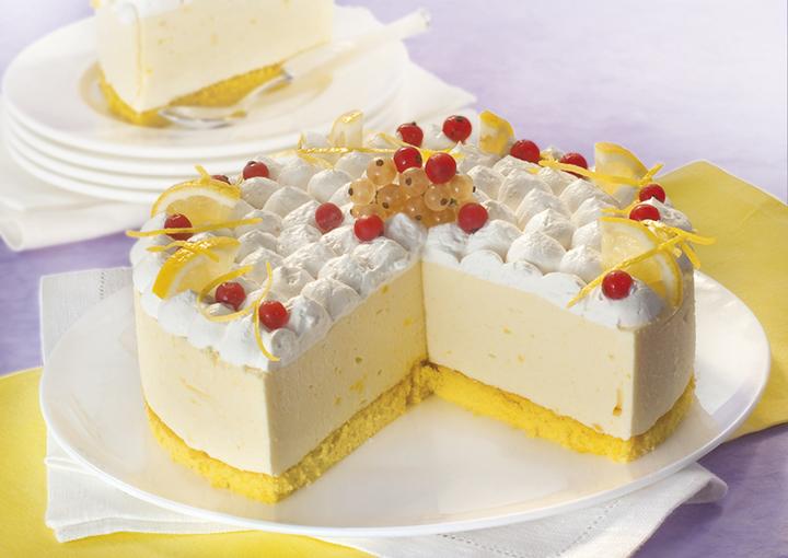 Ricetta Cheese Cake Al Limone Granarolo