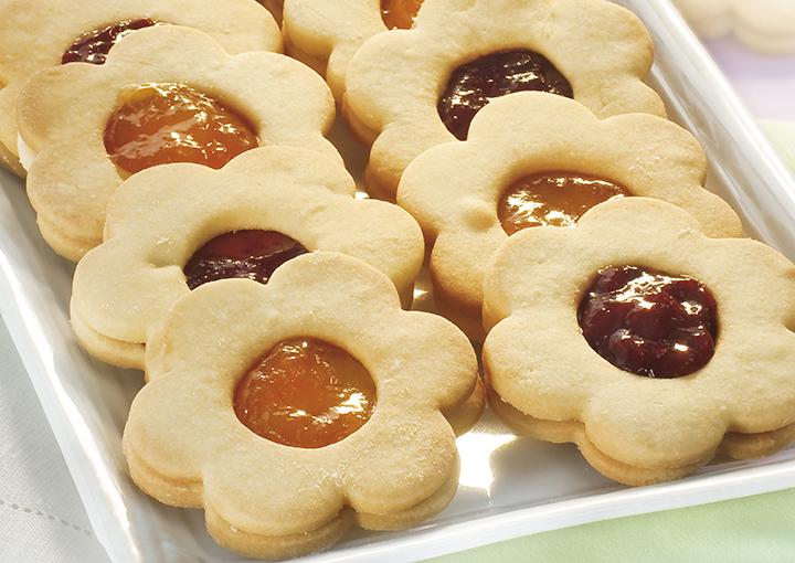 ricetta biscotti al burro - granarolo