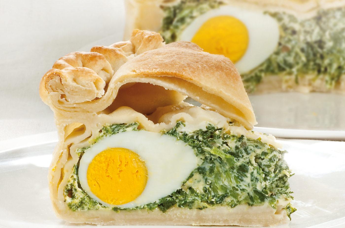 Ricetta Torta Salata Pasqualina Granarolo